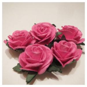Paberist lilled ja lehed